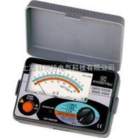 MDOEL4102A/4102AH接地电阻测试仪 MDOEL4102A/4102AH接地电阻测试仪