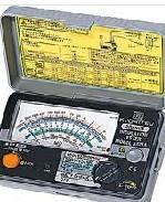 MODEL3321A/3322A/3323A绝缘电阻计