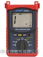 ETCR3400C绝缘电阻表