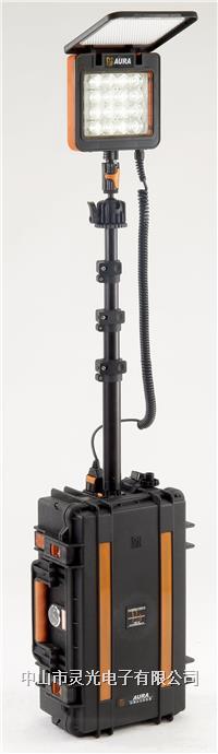 靈光XC3811-16WS便攜式移動照明燈系統 LED燈 工程燈 升降燈 應急燈 XC3811-16WS
