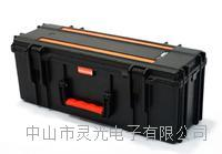 AI-3.8-1212靈光/AURA塑料箱防摔箱防水箱工具箱儀器箱安全箱 AI-3.8-1212