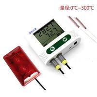 報警雙路高溫溫度記錄儀 i500-E2HT-A