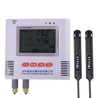 兩路溫濕度記錄儀 i500-E2TH