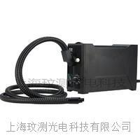 21V150W鹵素燈雙支軟管分叉光纖冷光源 WC-1150