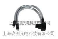 雙分叉硬管冷光源冷光纖   雙管形硬質冷光纖