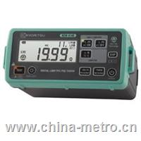 回路電阻測試儀KEW4140