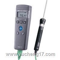紅外線/K型熱電耦溫度計TES-1322A
