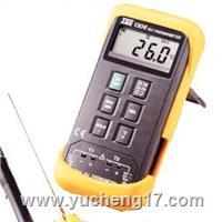 智能型溫度表(溫度計)(K.J型)TES-1306