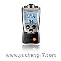 testo 610空氣濕度和溫度測量儀器