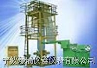 多层共挤(上吹旋转模头)包装薄膜吹塑机组 SJ