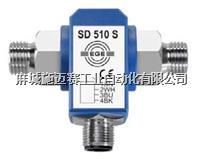 流量传感器、流量开关{IP67}SD 504 S、SD 510 S SD 504 S、SD 510 S