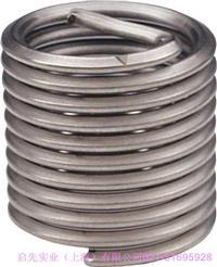 不锈钢螺套 上海不锈钢牙套厂供应Heli-Cal不锈钢螺套M3/M4/M5