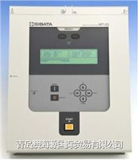 日本SIBATA柴田科学MT-03型劳动研究呼吸器接头测试仪 医疗结核内科 呼吸器内科必需品 MT-03型 外部显示装置MT-03DU型 打印机DPU-414型