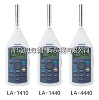 日本ONOSOKKI小野精密噪音计LA-1410/1440 LA-1410/1440/4440