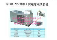 16件混凝土快速冻融试验机 KDR-V5型