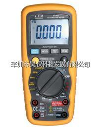 AT-9955 專業汽車數字萬用表AT-9955 華盛昌CEM數字萬用表