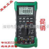 華儀MASTECH儀器MS5208絕緣多用表MS