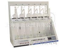 食品檢測用智能一體化蒸餾儀 Jipad-ZL6