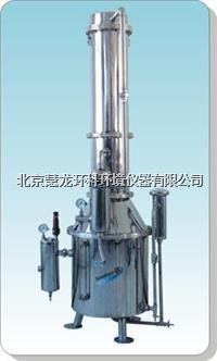 TZ600不銹鋼塔式蒸汽重蒸餾水器 TZ600