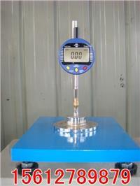土工膜糙面厚度儀 TSY-25型