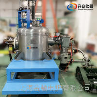 1100°C真空熔煉爐 SLRL-1100