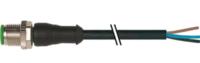 MURR帶電纜線的連接器6240050 7000-12021-6240060