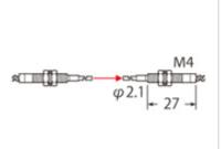 規格說明神視SUNX耐熱光纖FT-H35-M2S6 FT-H35-M2A