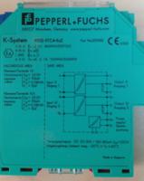 倍加福P+F模擬量安全柵,技術介紹 KFD2-STC4-EX1.2O