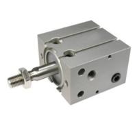保養方式SMC自由安裝氣缸 CDU6-10S
