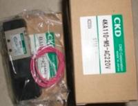 供應CKD喜開理的微型電磁閥 4KA330-08-M1L-DC24V
