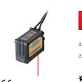 成都善榮售:現貨KEYENCE的激光傳感器 GV-H130