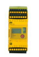 使用環境:皮爾茲PILZ安全繼電器751500  750135