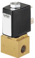 正確使用BUREKRT兩位兩通柱塞電磁閥  134102