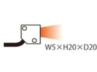 功能作用:神視SUNX區域光纖FD-AL11 FT-A32