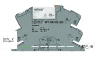 德国WAGO继电器模块,万可灰色模块  857-358/006-000