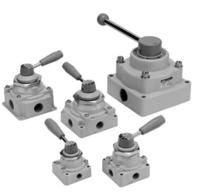 原装SMC手动阀VH201-02的结构特点分析 IL220-N02