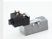 英國NORGREN/諾冠的電控閥帶接線盒 SXE9573-Z71-81/33n