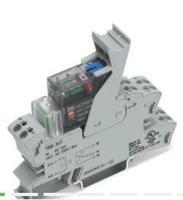 德国万可WAGO继电器模块输出电压  788-341 49.4 g重
