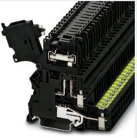 解讀PHOENIX菲尼克斯3070079保險絲接線端子 UT 4-PE/HESILA 250 (5X20)