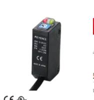 检测方式KEYENCE基恩士光电传感器 PZ-M31