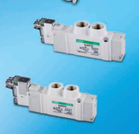 銷售日本CKD 4JA系列先導式5通換向閥 --
