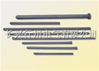 耐高溫耐腐蝕熱電偶保護管 碳化硅熱電偶保護管