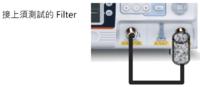 Filter滤波器测试方式 Filter滤波器测试方式