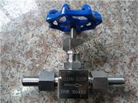 J21W-320P大體針型閥,國標體針形截止閥,針形儀表閥,不銹鋼304材質針形閥 J21W-320P