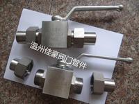 精品優質YJZQ-J15W 31.5MPA 304SS不銹鋼方體方形高壓液壓球閥 YJZQ-J15W JYZQ-J15N YJZQ-J20N YJZQ-J25W