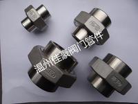 精品温州佳豪牌304SS不锈钢对焊式/焊接式四氟软密封/球面硬密封由任活接头 对焊式直通活接头 焊接式球面活接头 软密封对焊式活接头