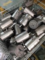 精品DN100 PN6.4 BW¢14 304SS不銹鋼冷凝容器 YZG1-6
