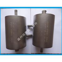 304SS  DN100 PN6.3 BW14 帶堵頭 不銹鋼對焊式冷凝容器 YZF1-7