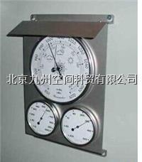 溫度濕度計 氣壓計 三合一氣象站 JZ-THB91871
