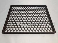 黑色镂空网状耐高温托盘 RST-012-6